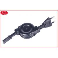 Wholesale Customized 2 pin To Figure 8 Retractable Power Coable VDE Standard from china suppliers