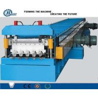 Wholesale 0.8-1.2mm 30KW Color Steel Metal Roll Forming Machine Floor Decking Tile Machine from china suppliers