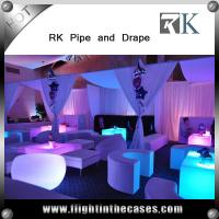 Quality Factory price drape and pole systems, pipe and drape kits for events for sale