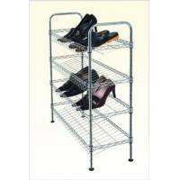 Wholesale Steel Shoe Rack for Display or Storage Shoes from china suppliers