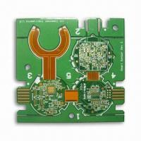 Buy cheap Rigid-Flexible PCB With Enig Surface-Finish from wholesalers