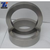 Wholesale gr1 ,Gr2 ,Gr5 ,Gr7 od385 -od900mm titanium forged ring for industry from china suppliers