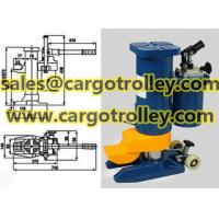 Quality Low toe jack manual instruction for sale