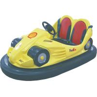 Buy cheap Yellow Amusement Park Facilities Dodgem Cars The Newest Fun Electric Bumper Car from wholesalers