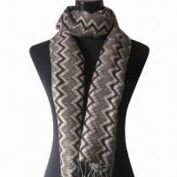 Wholesale New style cotton long scarf, soft, comfortable and warm, ODM and OEM orders are welcome from china suppliers