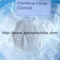 Wholesale Clomiphene Citrate Anti Estrogen Clomid Steroids Musclebuilding Clomifene Citrate from china suppliers