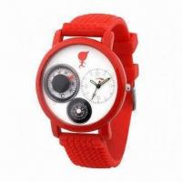 Wholesale Solar Wristwatch with High-quality and Competitive Price from china suppliers