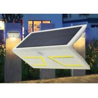 Wholesale High Lumen Integrated Outdoor Solar Motion Detector Lights 21*11.6*8cm from china suppliers