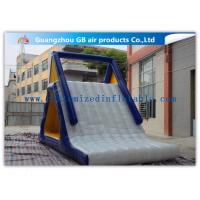 Wholesale Customized Adults / Kids Inflatable Water Slide Floating Sports Game from china suppliers