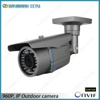 Wholesale 960P IR Bullet P2P Network Camera with Motion Detection from china suppliers