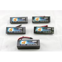 Wholesale Unmanned Aerial Vehicle battery pack  11.1v  35C  6000mah  Polymer ion from china suppliers