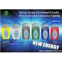 Wholesale Water-activated light with new energy for emergncy lighting from china suppliers