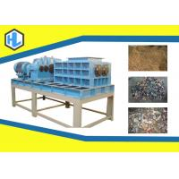 Wholesale Heavy Duty Hospital Waste Shredder Machine 45kw Drive Power High Performance from china suppliers