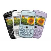 Wholesale Unlocking Blackberry Cell Phones 8520 CURVE PURPLE  GPS WIFI AT&T T-MOBILE GSM from china suppliers