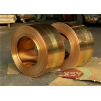 Wholesale Insulated Casting Oxygen Copper Foil Roll , Thin Copper Sheet 0.005mm - 1.2mm from china suppliers