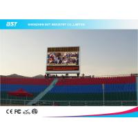 Wholesale P10 RGB Large Outdoor advertising Led Display Screens Anti - Moistrue & Corrosion from china suppliers