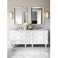 Wholesale Solid wood bathroom cabinet, modern design bathroom vanity cabinet from china suppliers