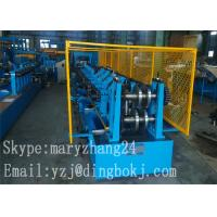 Wholesale Casting Steel C & Z Roof Panel Roll Forming Machine Easy To Install from china suppliers