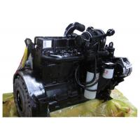 Wholesale Water Cooled 300HP Cummins Diesel Truck Engines , Heavy Diesel Engine 6 Cylinder from china suppliers