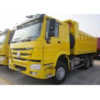 Wholesale Low Energy Consumption 10 Wheel Dump Truck Euro 2 336HP Carrying 30 Tons Cargo from china suppliers