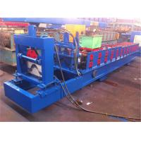 Wholesale HRC58-62 Hardness Ridge Cap Roll Forming Machine Single Layer Type Roll Form Machine from china suppliers
