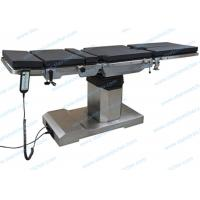 Wholesale Aluminum Electric Hydraulic Operating Table with Back Board Lifting from china suppliers