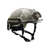 Wholesale Aramid FAST Bulletproof Helmet for police from china suppliers