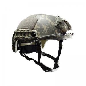 China Aramid FAST Bulletproof Helmet for police on sale