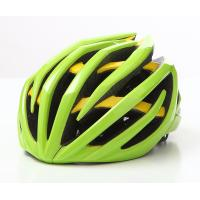 China Integrally - Molded Super Light MTB Road Cycling Helmets For Women 54-63CM for sale