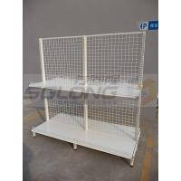 Wholesale Professional Wire Mesh Shelves Store Display Equipment Excellent Appearance from china suppliers