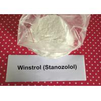 Wholesale 99% Purity Oral Anabolic Steroids Powder Winstrol Stanozolol For Muscle Growth from china suppliers