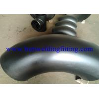 Wholesale ASTM A234 WP5 Cl1 / Cl3 Butt Weld Fittings , Forged Steel Pipe Fittings Elbow from china suppliers