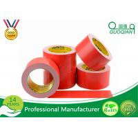 Wholesale Red Cloth Duct Tape with Strong Adhesion 50 Mesh Polyethylene Material from china suppliers