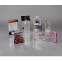 Wholesale Cosmetics Clear Plastic Folding Boxes from china suppliers