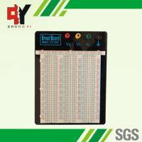 Wholesale Coloured Solderless Breadboard Projects , ROHS Approval Electronic Prototype Board from china suppliers