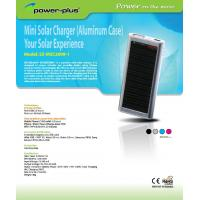 Wholesale 0.3W 65mA Panels Solar Mobile Powered pack SZ-MSC2009-1 for iphone.ipad.mp3.mp4and more digital products  from china suppliers