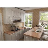 Wholesale Solid Wooden Kitchen Cabinet from china suppliers