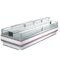 Wholesale Saving Energy 1200L Commercial Display Freezer , Supermarket Island Freezer -18°C 1200W from china suppliers