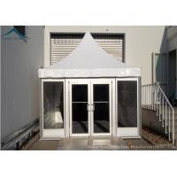European Aluminum Pagoda Tents With Glass Wall For Outdoor Event