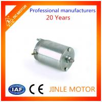 Wholesale IP54 12V 50W Permanent Magnet DC Motor 80mm / Series Wound DC Motor Alternator from china suppliers