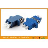 Wholesale PBT Fiber Optic Adapter LC from china suppliers