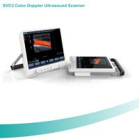 Buy cheap Smart touch-screen laptop color doppler ultrasound scanning machine pc based from wholesalers
