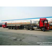 Wholesale 45000 stainless steel fuel tank 45000L oil tank truck trailer for africa  WhatsApp:8615271357675 from china suppliers