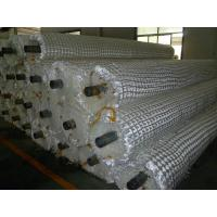 Wholesale 400KN Polyester Geogrid High Intensity Warp Knitting For Harbours CE from china suppliers