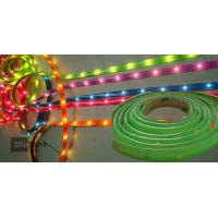 Quality color jacket LED strip light waterproof IP65 for sale