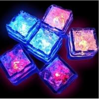 Wholesale Glowing Ice Cube,flashing led ice cube from china suppliers