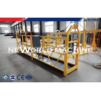 Wholesale Aluminum Alloy Suspended Platform cradle 1.8kw Construction Cradle Gondola Lift from china suppliers