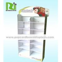 Wholesale Pillow Custom Point Of Purchase Displays Promotion Cardboard Display Shelves from china suppliers