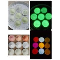 Wholesale Red Color Strontium Aluminate UV Glow Pigment,Self-Glow pigment, Non-Toxic Pigment ,Water-Based Luminous Pigment from china suppliers