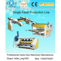 Wholesale Single Facer Line Shaft Corrugated Sheet Cutter Width 1600mm 0 - 100 m / Min from china suppliers